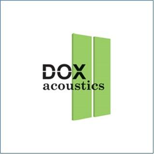 Dox Acoustics – ruimteakoestiek en geluidsabsorptie