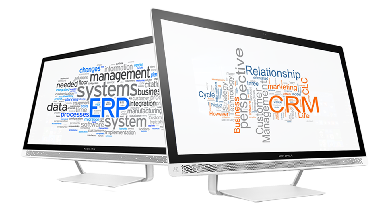 CRM, ERP en SCM Business Software voor de KMO!
